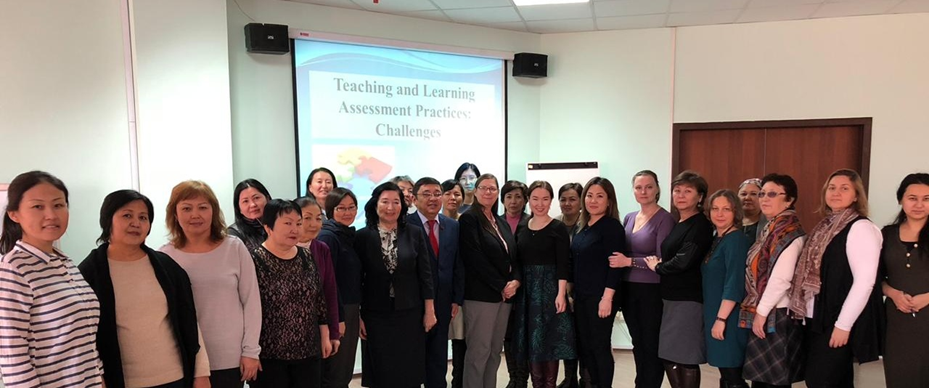 "Научно-методический семинар ""Teaching and learning assessment practices: challenges"""